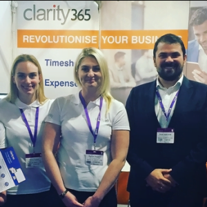 Data Clarity Exhibits at UK's Leading Recruitment Expo