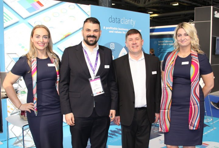 Data Clarity Exhibits at Europe's Leading Event for the Retail Industry