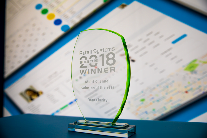 Award Success for Omni-Channel Data Software