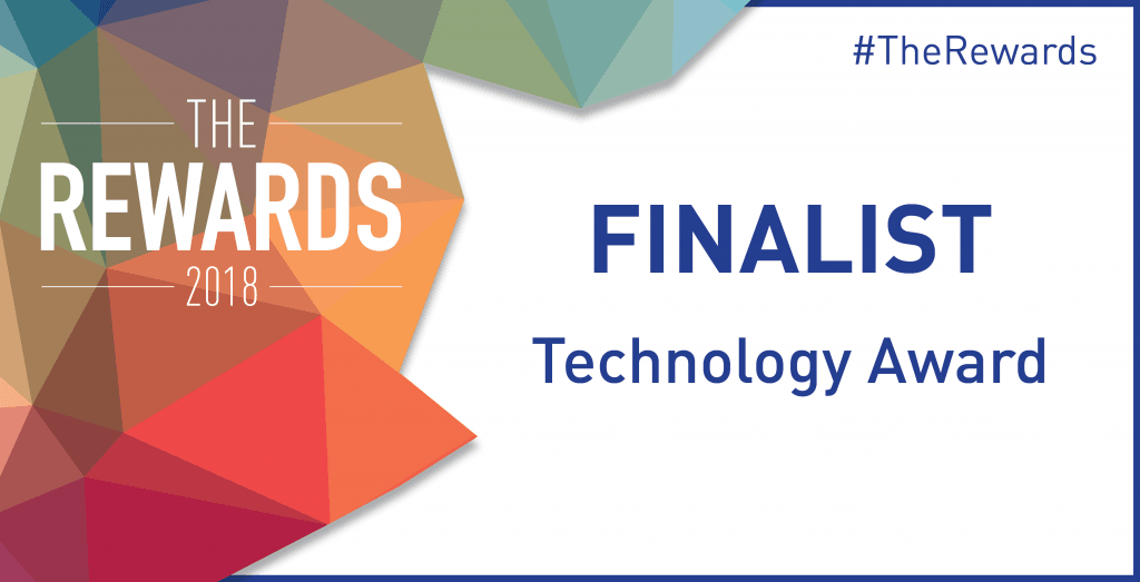 The Rewards Technology Finalists 2018