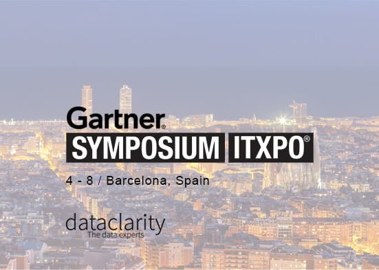 CEO to attend Gartner Symposium/ITxpo in Barcelona