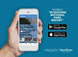 Bluestone National Park Resort Introduces GPS Mobile App
