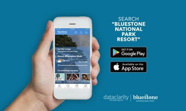 Bluestone National Park Resort Introduces GPS Mobile App