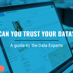 Can you trust your data?