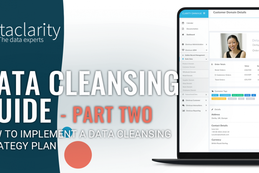 Data Cleansing Guide – How to Implement a Data Cleansing Strategy Plan