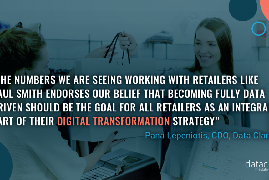 Retailers can focus on customer personalisation to bounce back from the global pandemic with Golden Record Management of their data using ClarityOmnivue®.