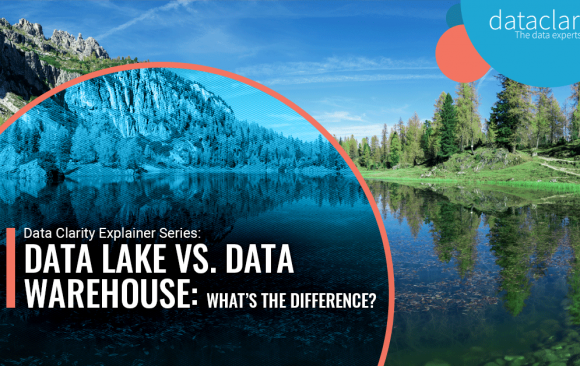 Data Lake vs Data Warehouse: What's the Difference?