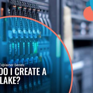 How do I create a data lake?