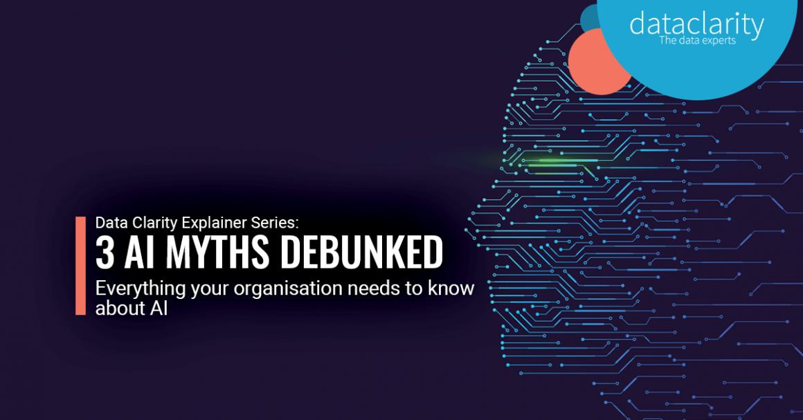3 AI Myths Debunked