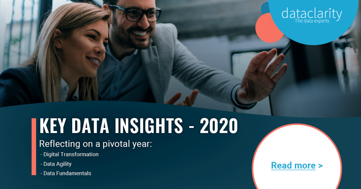 Key Data Insights from 2020 – Reflecting on the Year