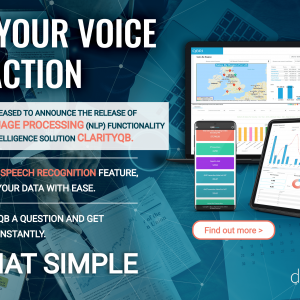 Query your Data with Ease: Natural Language Processing in ClarityQB