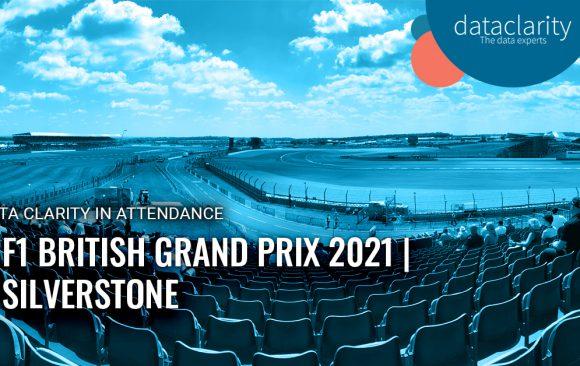 Data Clarity In Attendance at the F1 British Grand Prix 2021
